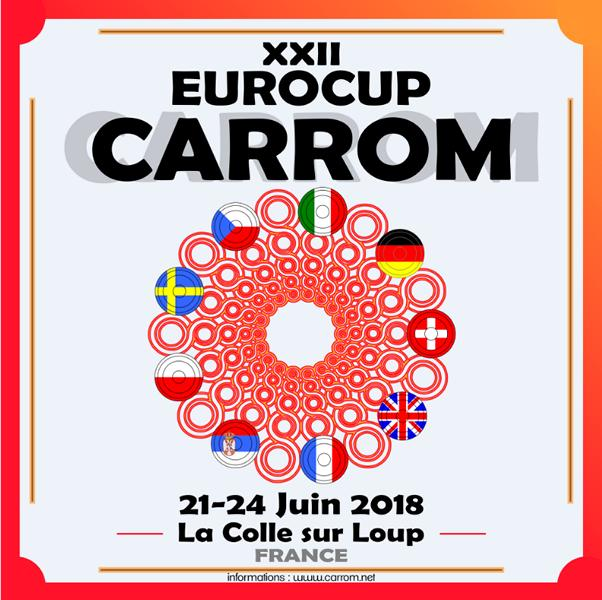 K800_Europacup Carrom 2018 Frankreich